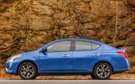 2015 Nissan Versa 41 Car Desktop Background