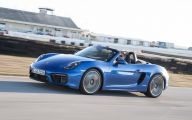 2015 Porsche Boxster 13 High Resolution Car Wallpaper