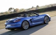 2015 Porsche Boxster 16 Car Background