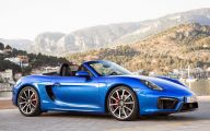 2015 Porsche Boxster 24 Cool Car Wallpaper