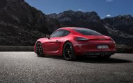 2015 Porsche Cayman 12 Desktop Wallpaper