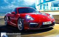 2015 Porsche Cayman 13 Free Hd Car Wallpaper