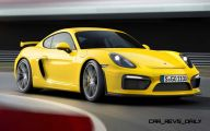 2015 Porsche Cayman 14 Free Car Wallpaper