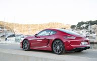 2015 Porsche Cayman 19 High Resolution Car Wallpaper