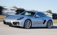 2015 Porsche Cayman 24 Widescreen Car Wallpaper