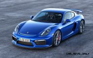 2015 Porsche Cayman 3 Car Background
