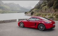2015 Porsche Cayman 7 Desktop Wallpaper