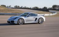 2015 Porsche Cayman 8 Wide Car Wallpaper