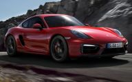 2015 Porsche Cayman 9 Background Wallpaper