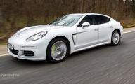 2015 Porsche Panama E-Hybrid 1 Car Desktop Background