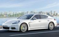 2015 Porsche Panama E-Hybrid 11 Widescreen Car Wallpaper
