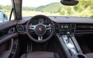 2015 Porsche Panama E-Hybrid 17 Widescreen Car Wallpaper
