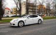 2015 Porsche Panama E-Hybrid 30 Wide Car Wallpaper