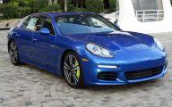 2015 Porsche Panama E-Hybrid 32 High Resolution Car Wallpaper