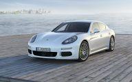2015 Porsche Panama E-Hybrid 38 Widescreen Car Wallpaper