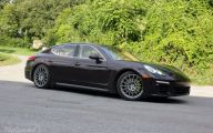 2015 Porsche Panama E-Hybrid 7 Car Desktop Background