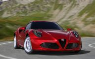Alfa Romeo Cars 2014 15 Car Desktop Background