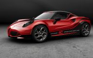 Alfa Romeo Cars 2014 5 Car Background