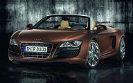 Audi R8 10 Wide Car Wallpaper