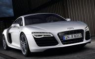 Audi R8 42 Widescreen Car Wallpaper