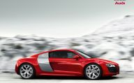 Audi R8 7 Background Wallpaper