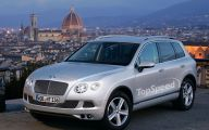 Bentley Suv  20 Widescreen Car Wallpaper