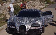 Bugatti Chiron 30 Wide Car Wallpaper