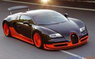 Bugatti Veyron 4 Widescreen Car Wallpaper
