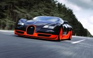 Bugatti Veyron 6 Wide Car Wallpaper