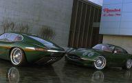 Build A Jaguar 37 Widescreen Car Wallpaper
