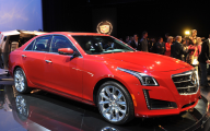 Cadillac Cts 15 High Resolution Car Wallpaper