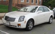 Cadillac Cts 17 Background Wallpaper