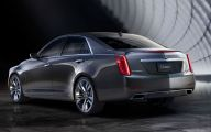 Cadillac Cts 27 Desktop Wallpaper
