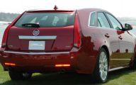 Cadillac Cts 32 Widescreen Car Wallpaper