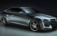 Cadillac Cts 33 Car Desktop Background
