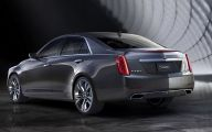 Cadillac Cts 5 Car Desktop Background