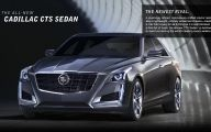 Cadillac Cts 6 Desktop Wallpaper