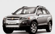 Chevrolet Captiva 30 Desktop Wallpaper