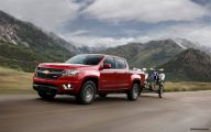 Chevrolet Colorado 20 Wide Car Wallpaper