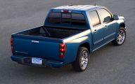 Chevrolet Colorado 30 Background Wallpaper