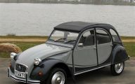Citroen 2Cv 23 Wide Car Wallpaper