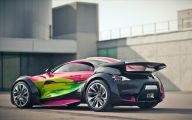 Citroen Survolt 12 Cool Car Wallpaper