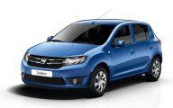 Dacia Car Of The Year 2015 17 Car Background