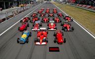 Ferrari F1 39 Cool Hd Wallpaper