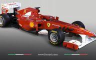 Ferrari F1 6 Car Background