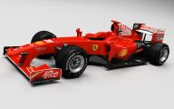 Ferrari F1 7 Wide Car Wallpaper