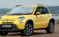 Fiat 500X 8 High Resolution Car Wallpaper