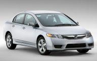 Honda Civic 10 Car Desktop Background