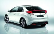 Honda Civic 13 Widescreen Car Wallpaper
