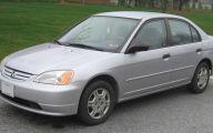 Honda Civic 27 Car Background